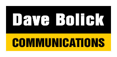 Dave Bolick | COMMUNICATIONS